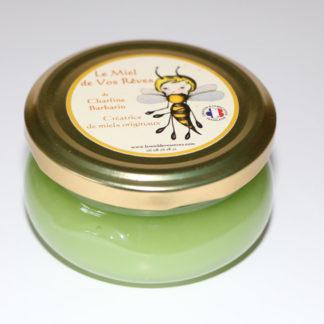 Miel à l'arôme de fruit citron vert